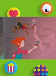 Pippi en de timmerman