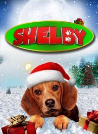 Shelby, the Dog who saved Christmas