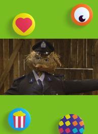 De vogelverschrikker