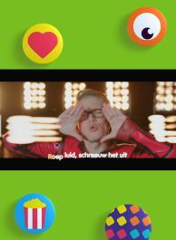 ROX versus Mega Mindy - Karaoke