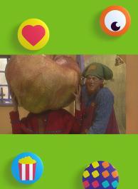 De appel