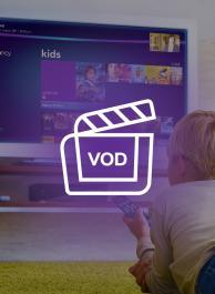 Een TV-programma/film/serie huren
