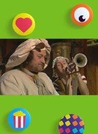 De trompet van Steven