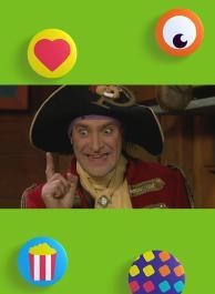 Piraten vangen
