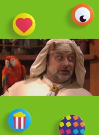 Papegaai verdwenen