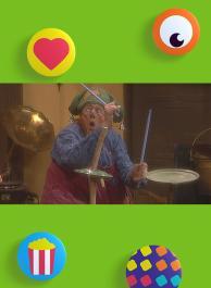 Klus wordt drummer