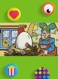Wat zit er in het ei?