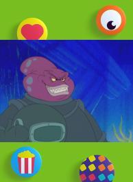 Le monstre de Quetzo