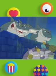 Le gentil requin